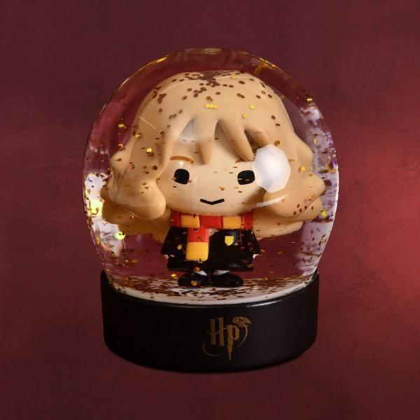Harry Potter - Hermine Chibi Schneekugel mit Glitter