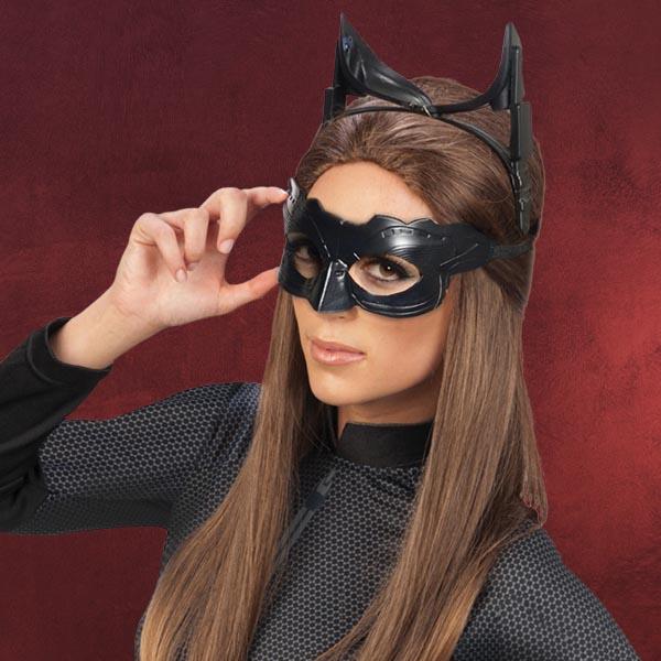 Catwoman Augenmaske und Katzenohren