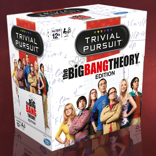 The Big Bang Theory - Trivial Pursuit Quiz