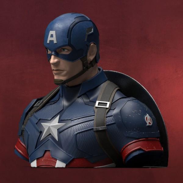 Captain America - Endgame Spardose