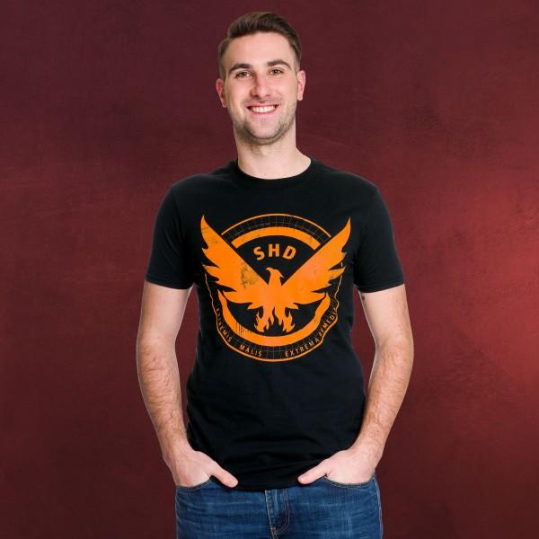 The Division - SHD Black Eagle T-Shirt schwarz