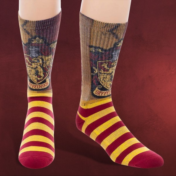 Harry Potter - Gryffindor Crew Socken