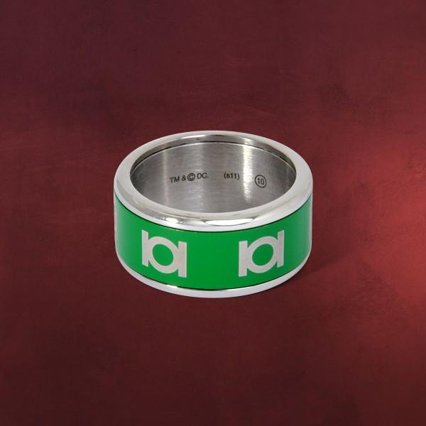 Green Lantern Symbol Ring grün