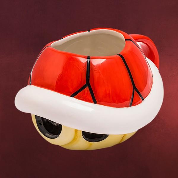 Super Mario - Koopa 3D Tasse