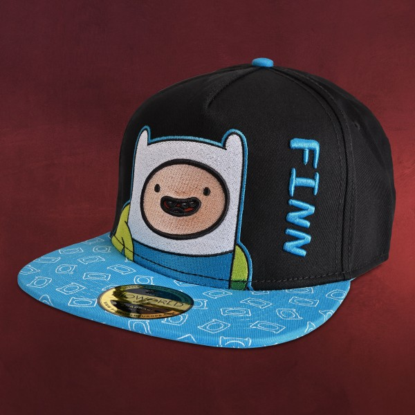 Adventure Time - Finn Snapback Cap