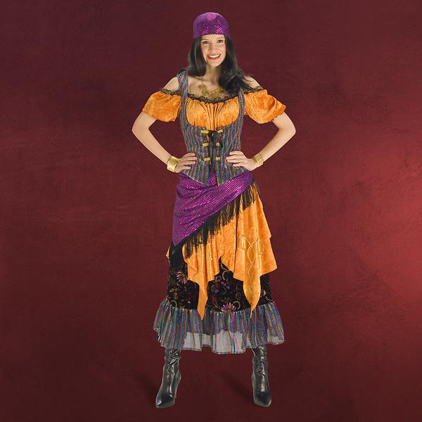Zigeunerin - Kostüm
