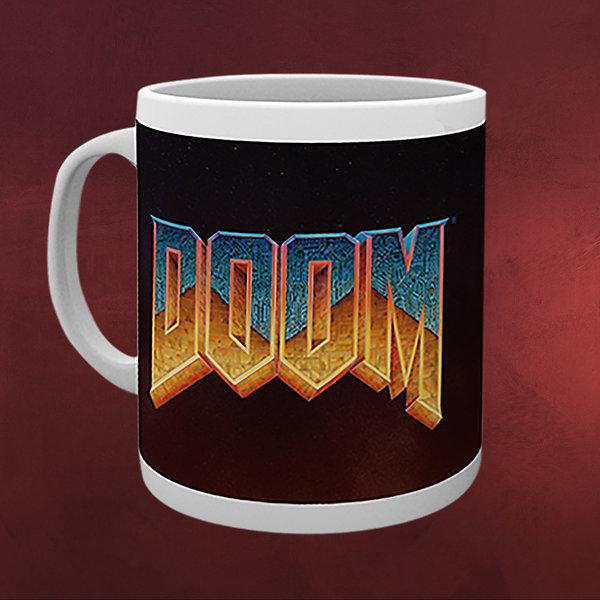 Doom - Classic Logo Tasse