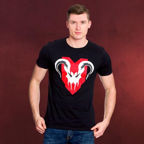 Titanfall - Predators T-Shirt schwarz