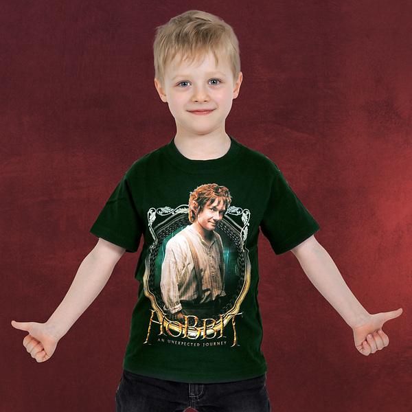 Der Hobbit - Bilbo Kinder Shirt