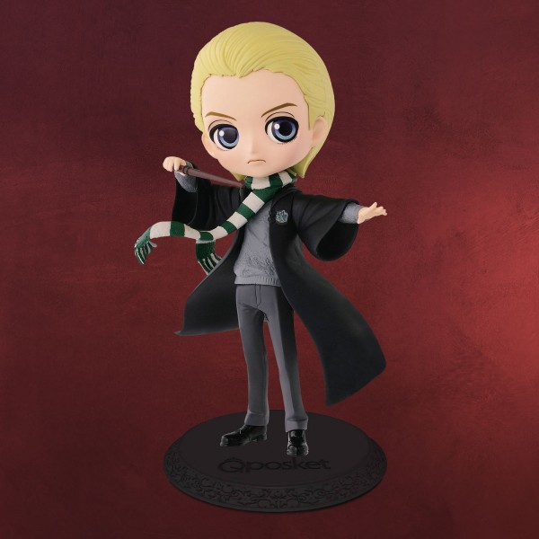 Harry Potter - Draco Malfoy Q Posket Figur 14 cm