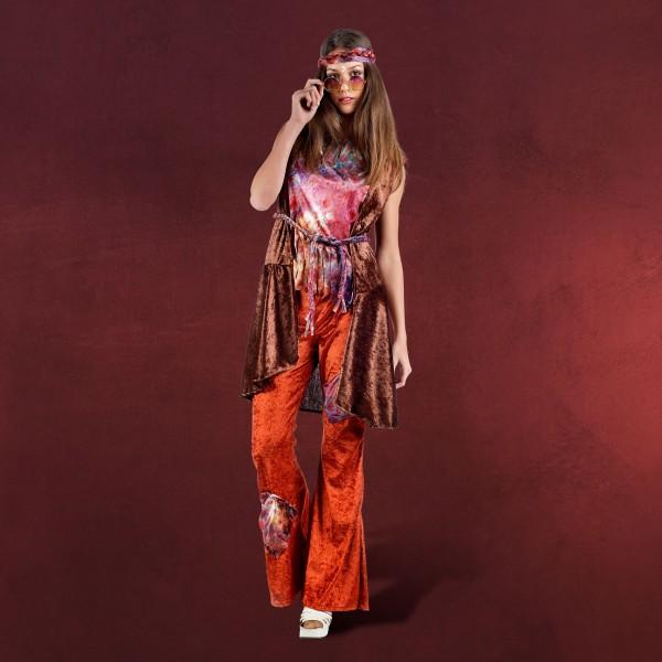 Hippie Lady - Kostüm