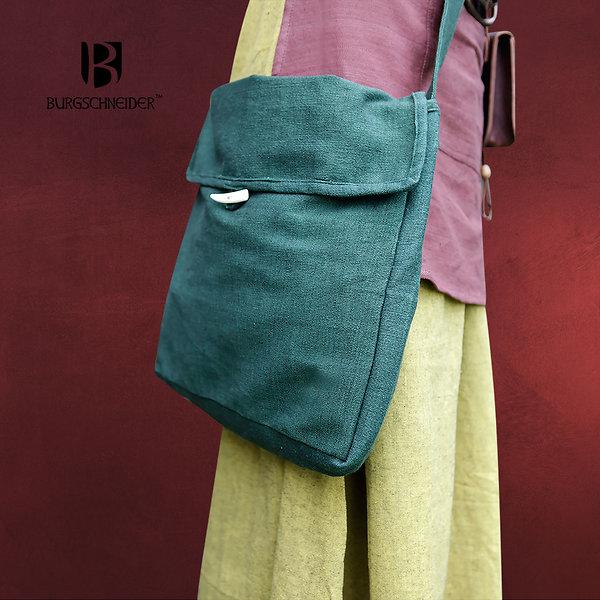 Mittelalter Tasche Ehwaz grün