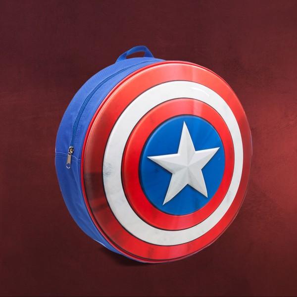 Captain America - Shield Rucksack für Kinder