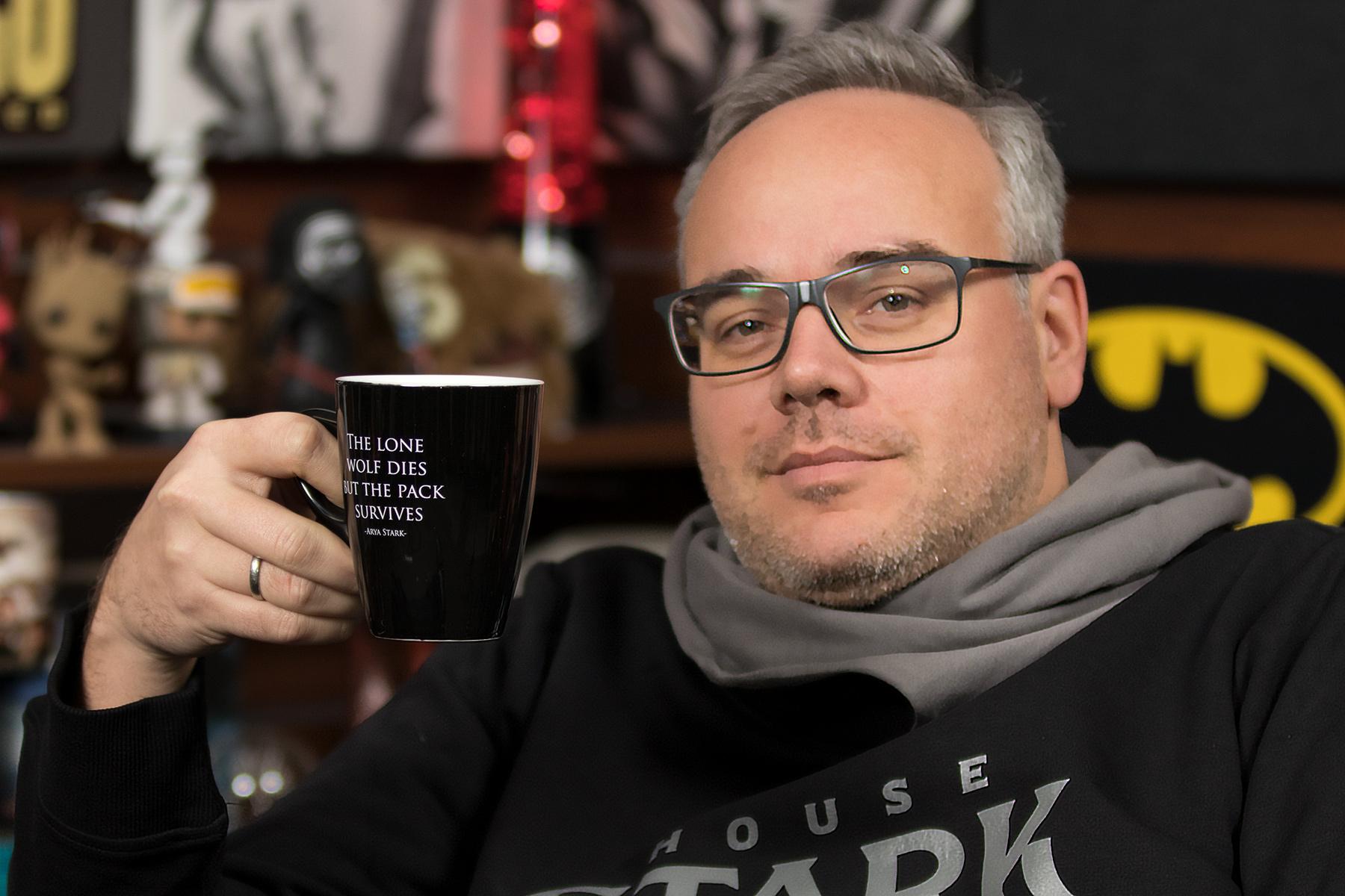 Jens Geschenketipp: Game of Thrones - The Pack Survives Noble Words Tasse