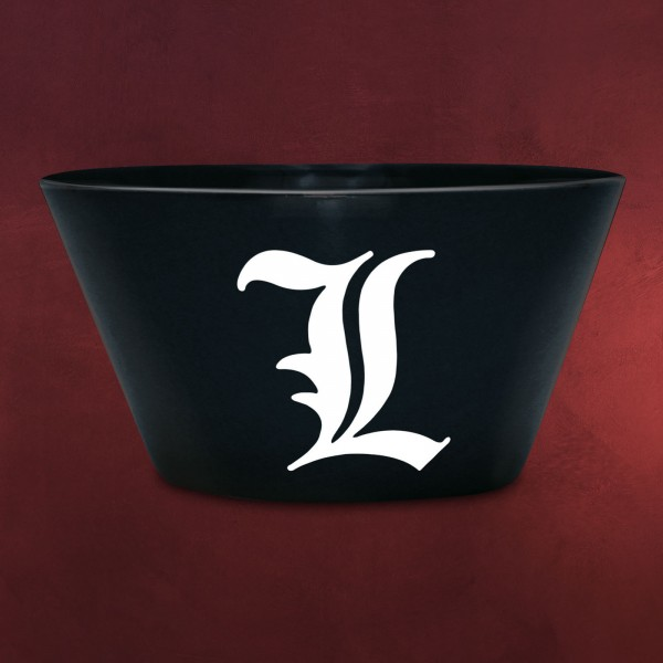 Death Note - Logo Müslischale