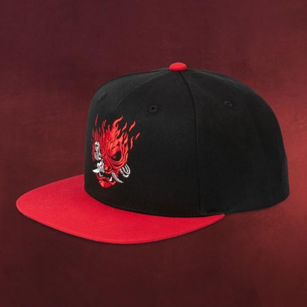 Cyberpunk 2077 - Samurai Logo Snapback Cap