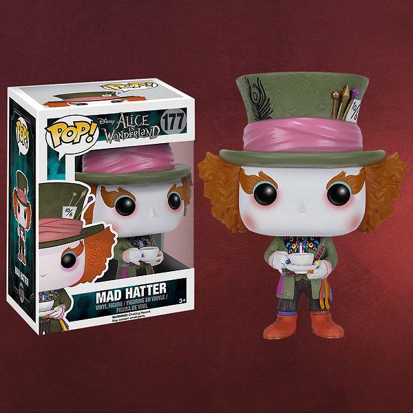 Alice im Wunderland - Hutmacher Mini-Figur
