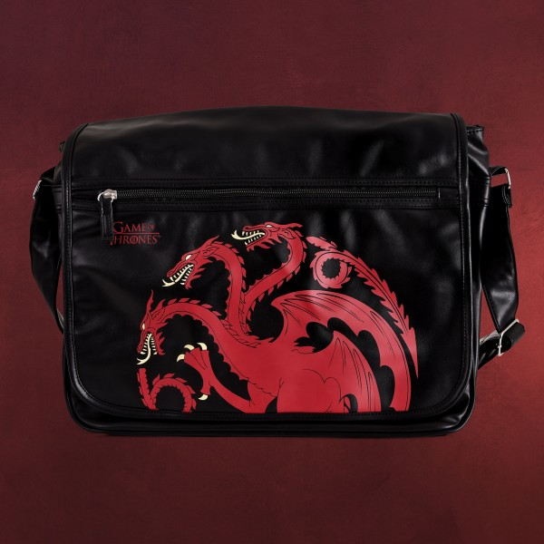 Game of Thrones - Targaryen Wappen College Tasche