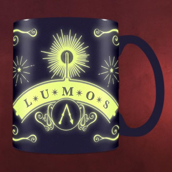 Harry Potter - Lumos Glow in the Dark Tasse