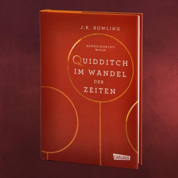 quidditch im wandel der zeiten gebundene ausgabe harry potter elbenwald. Black Bedroom Furniture Sets. Home Design Ideas