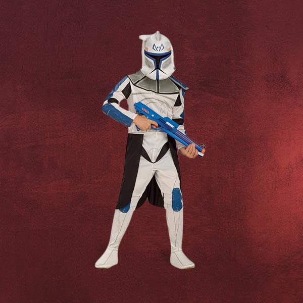 Star Wars - Captain Rex Kinderkostüm