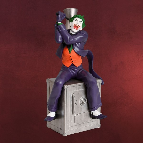 Joker auf Safe Spardose