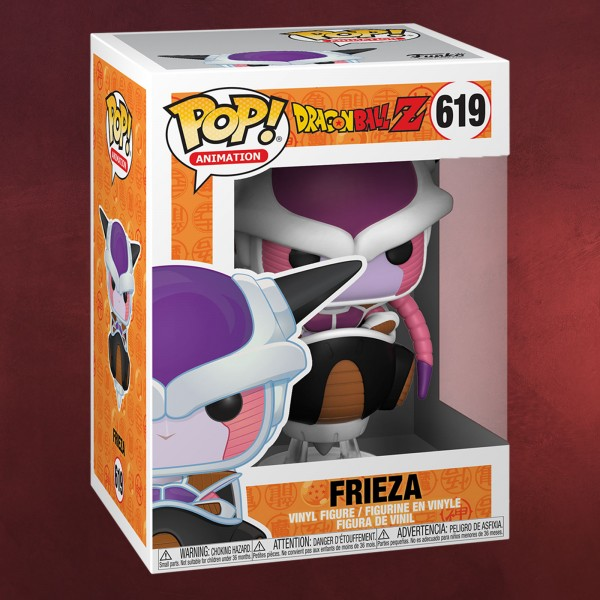 Dragon Ball Z - Freezer mit Hover Pod Funko Pop Figur