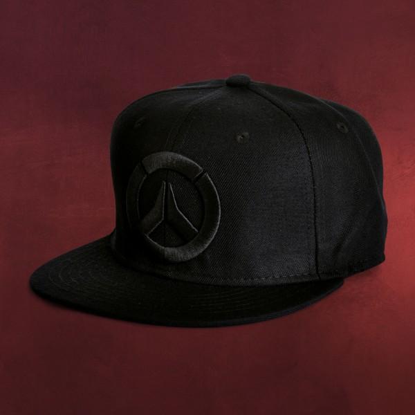 Overwatch - Black Logo Snapback Cap