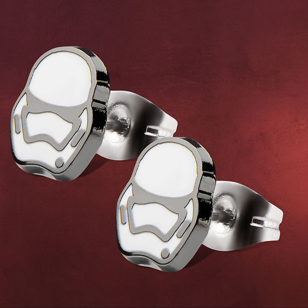 Star Wars - Villain Stormtrooper Ohrstecker