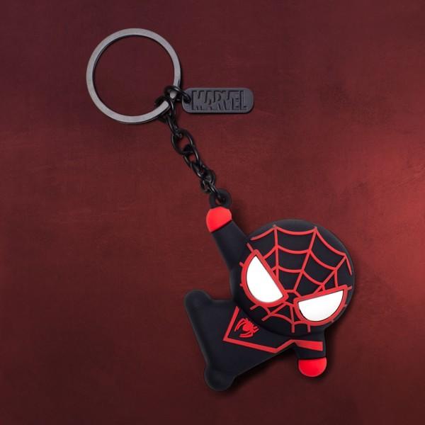 Spider-Man - Miles Morales Chibi Schlüsselanhänger