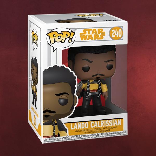 Star Wars - Lando Calrissian Funko Pop Wackelkopf-Figur