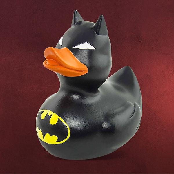 Batman - Retro Logo Badeente