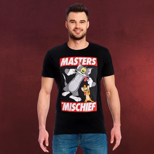 Tom und Jerry - Masters of Mischief schwarz