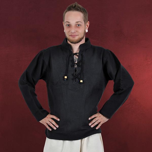 Bero - Hemd schwarz