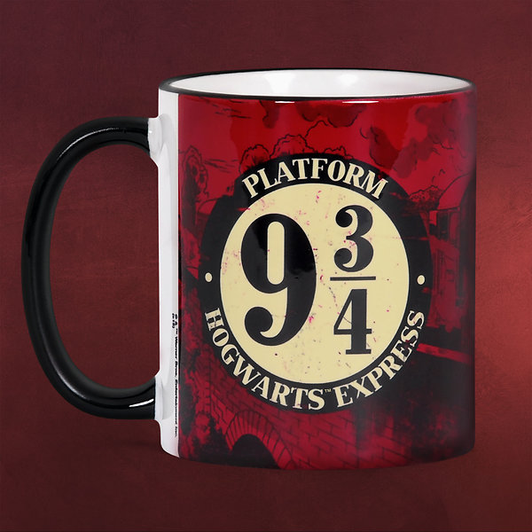 Harry Potter - Gleis 9 3/4 Tasse
