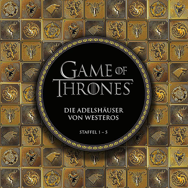 Game of Thrones - Die Adelshäuser von Westeros Staffel 1 - 5