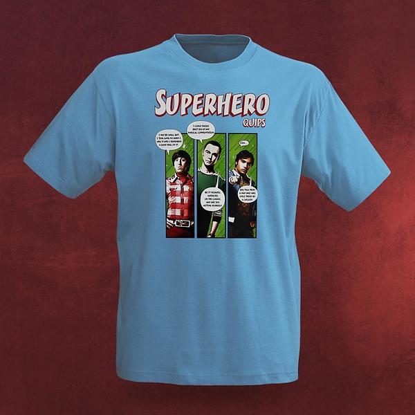 The Big Bang Theory - Sheldons Crew T-Shirt