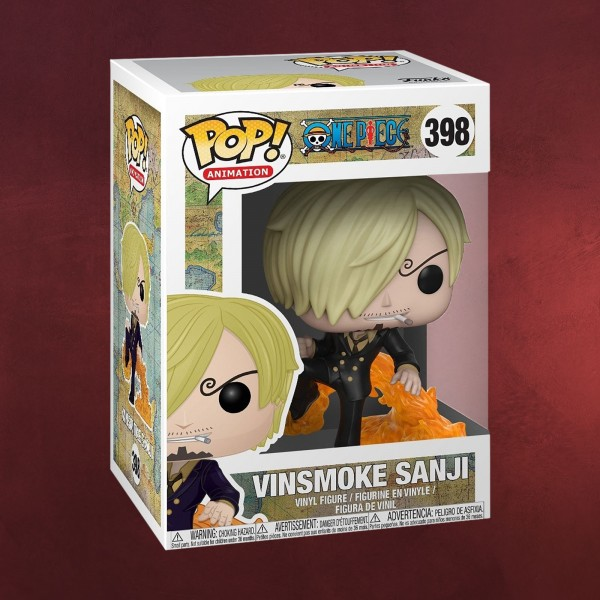 One Piece - Vinsmoke Sanji Funko Pop Figur
