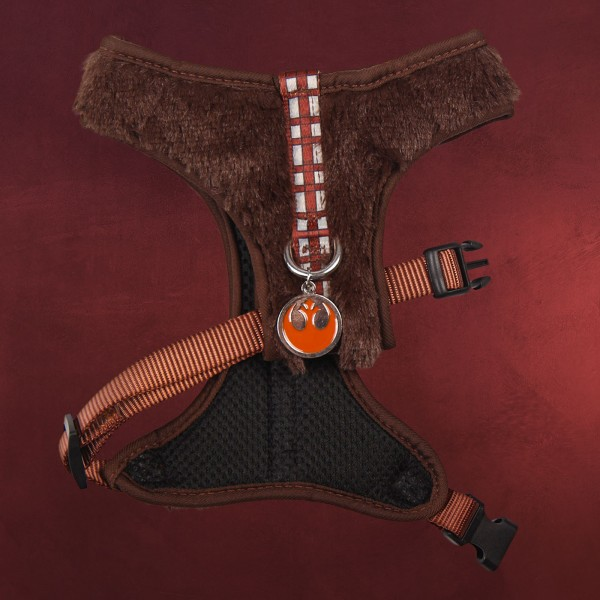 Star Wars - Chewbacca Hundegeschirr braun