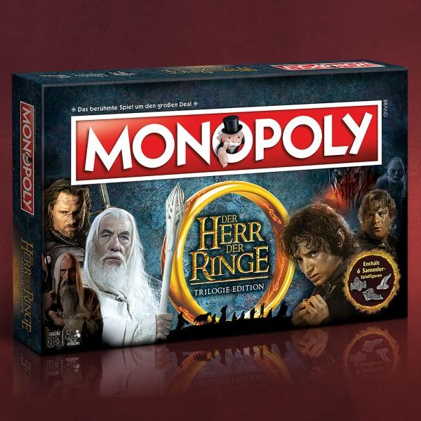 Herr der Ringe - Monopoly