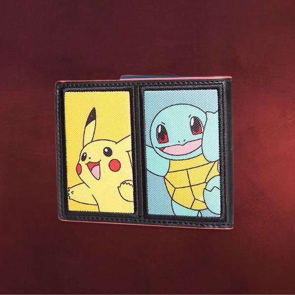 Pokemon - Starter Pokemons Geldbörse
