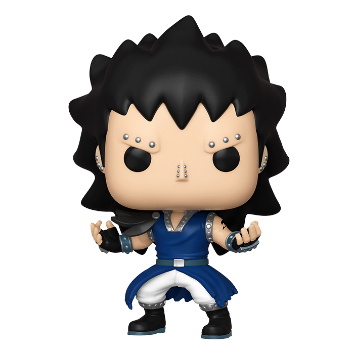 Fairy Tail - Gajeel Funko Pop Figur
