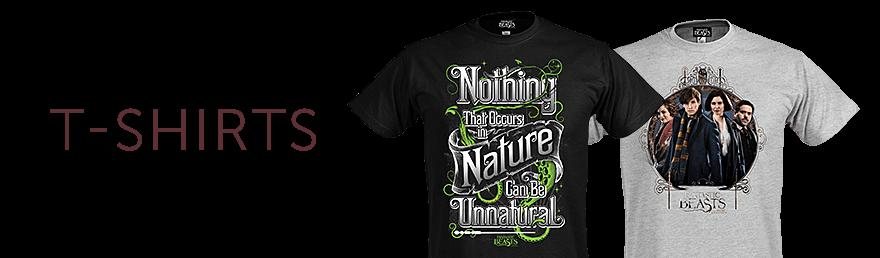Phantastische Tierwesen - T-Shirts