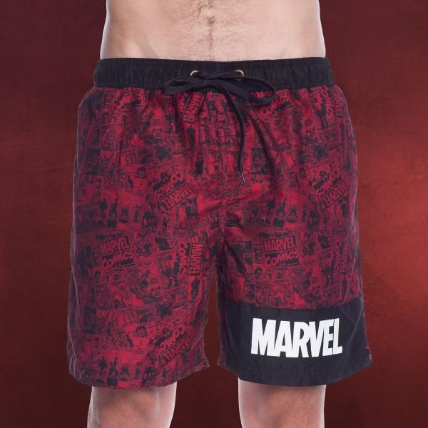 Marvel - Logo Shorts