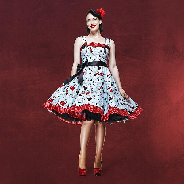 Rockabilly-Kleid Dixie
