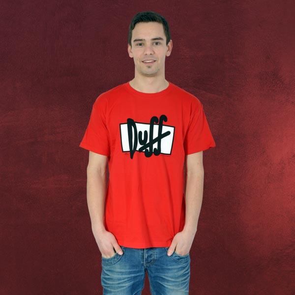 Simpsons - Duff T-Shirt