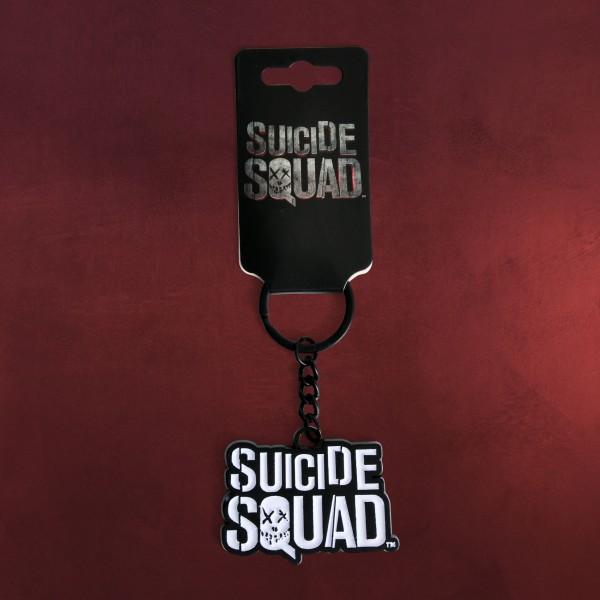 Suicide Squad - Logo Schlüsselanhänger