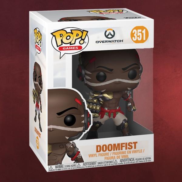 Overwatch - Doomfist Funko Pop Figur