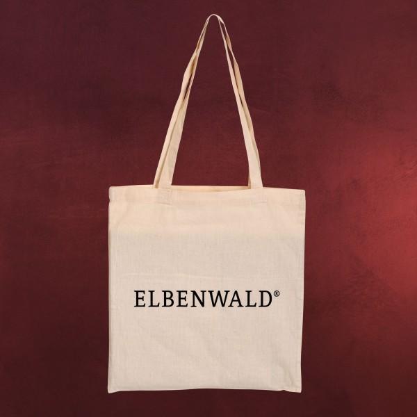 Elbenwald Logo Jutebeutel