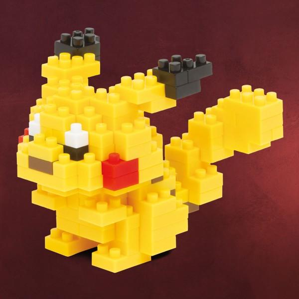 Pokemon - Pikachu nanoblock Mini Baustein Figur